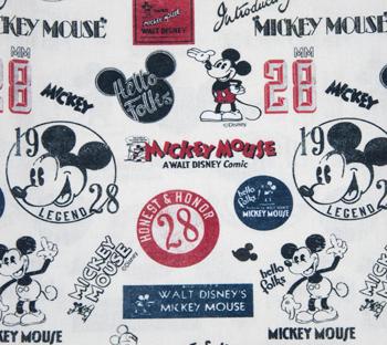 Mickey Mouse Mis Coquetas