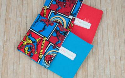Nuevos portabocadillos de Spiderman