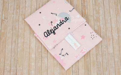 Nuevo portabocadillos para Alejandra