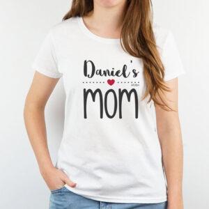 Camiseta personalizada para mamá