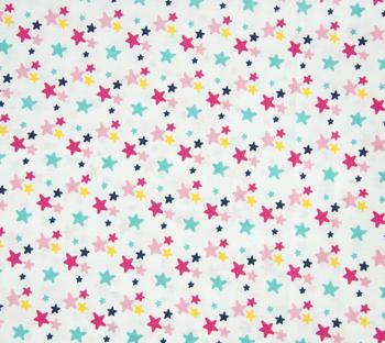 Tela estrellas de colores tela estrellitas de colores