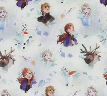 Tela Frozen Mis Coquetas